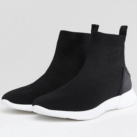 ASOS Shoes   Men Sock Sneaker Size